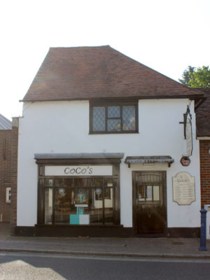 Coco's Style Billingshurst hair salon location