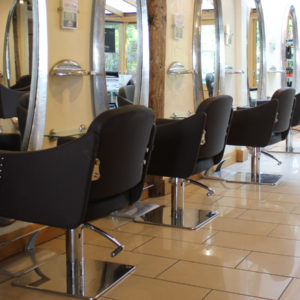 Billingshurst contemporary hair salon