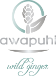 Awapuhi Wild Ginger Hair Treatment Logo