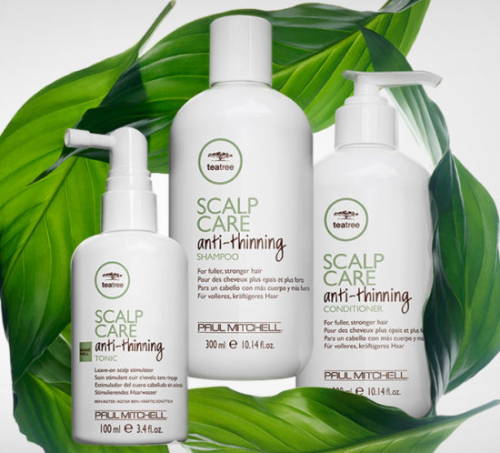 Paul Mitchell Tea Tree Scalp Care