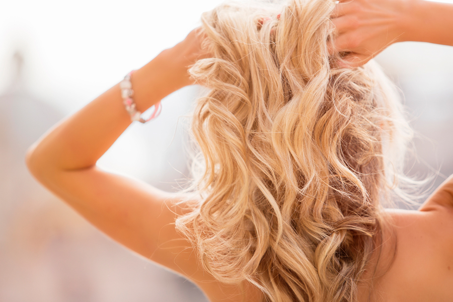Post-holiday hair care tips