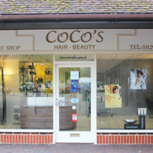 Hair Salon Crawley Coco's Style Location RH10